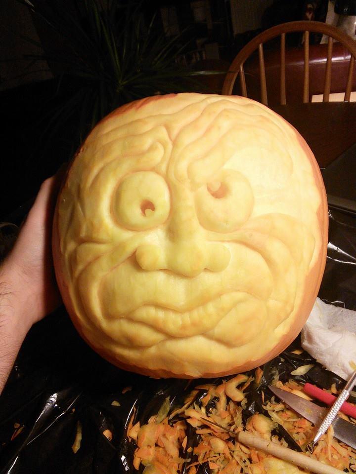 Pumpkin 2014