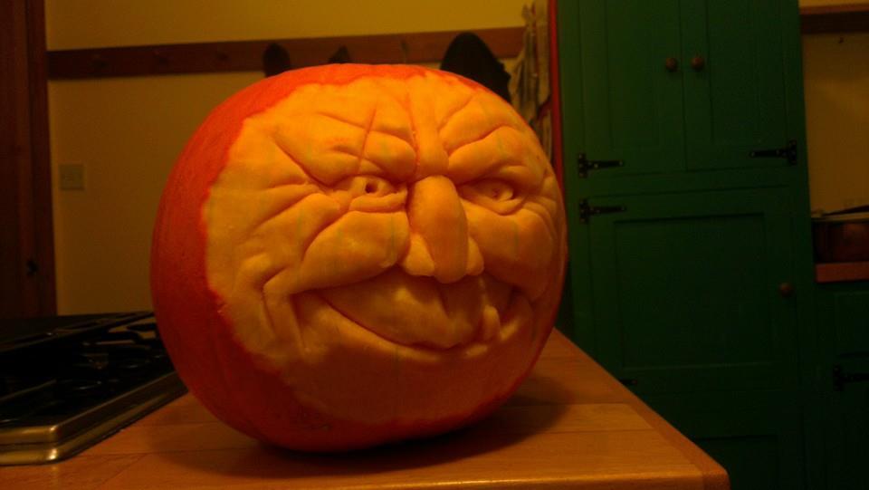 Pumpkin 2013 right