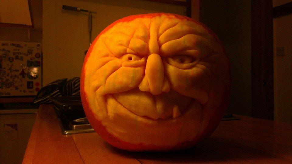 Pumpkin 2013 front